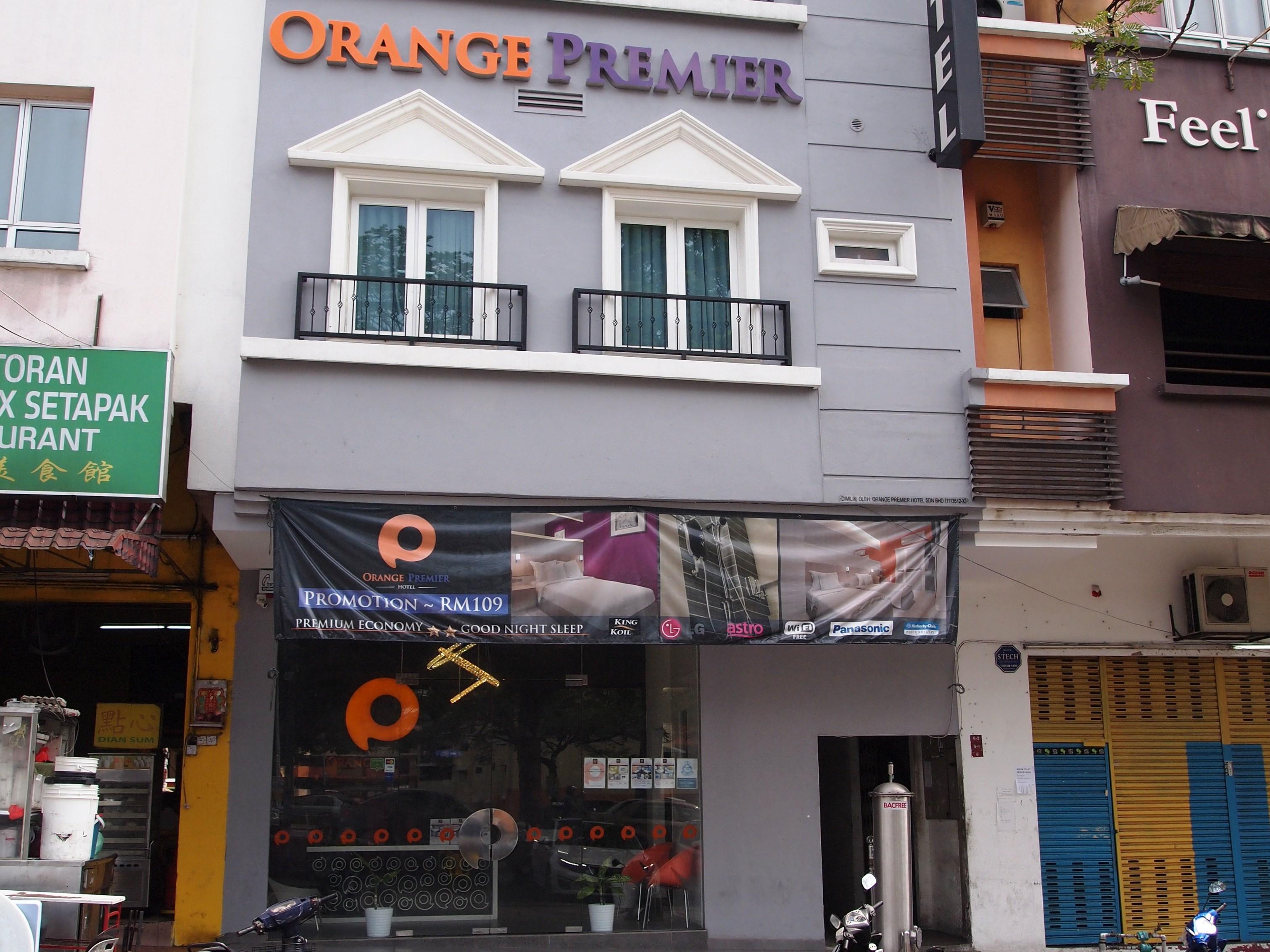 orange premier wangsa maju