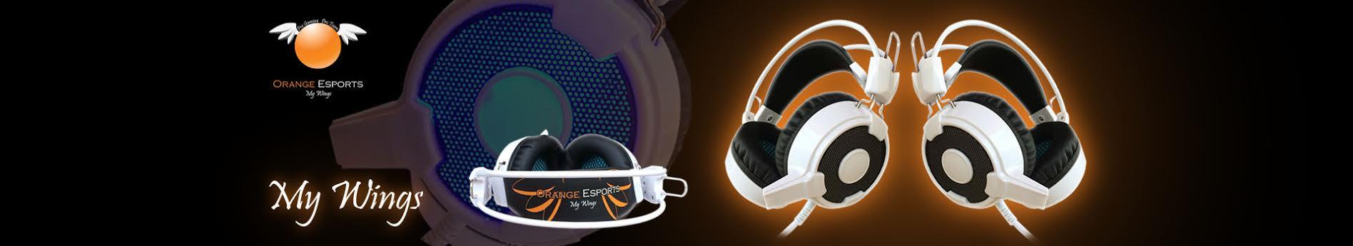 Orange ESports Headset