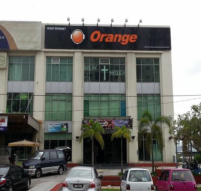 Orange Stadium