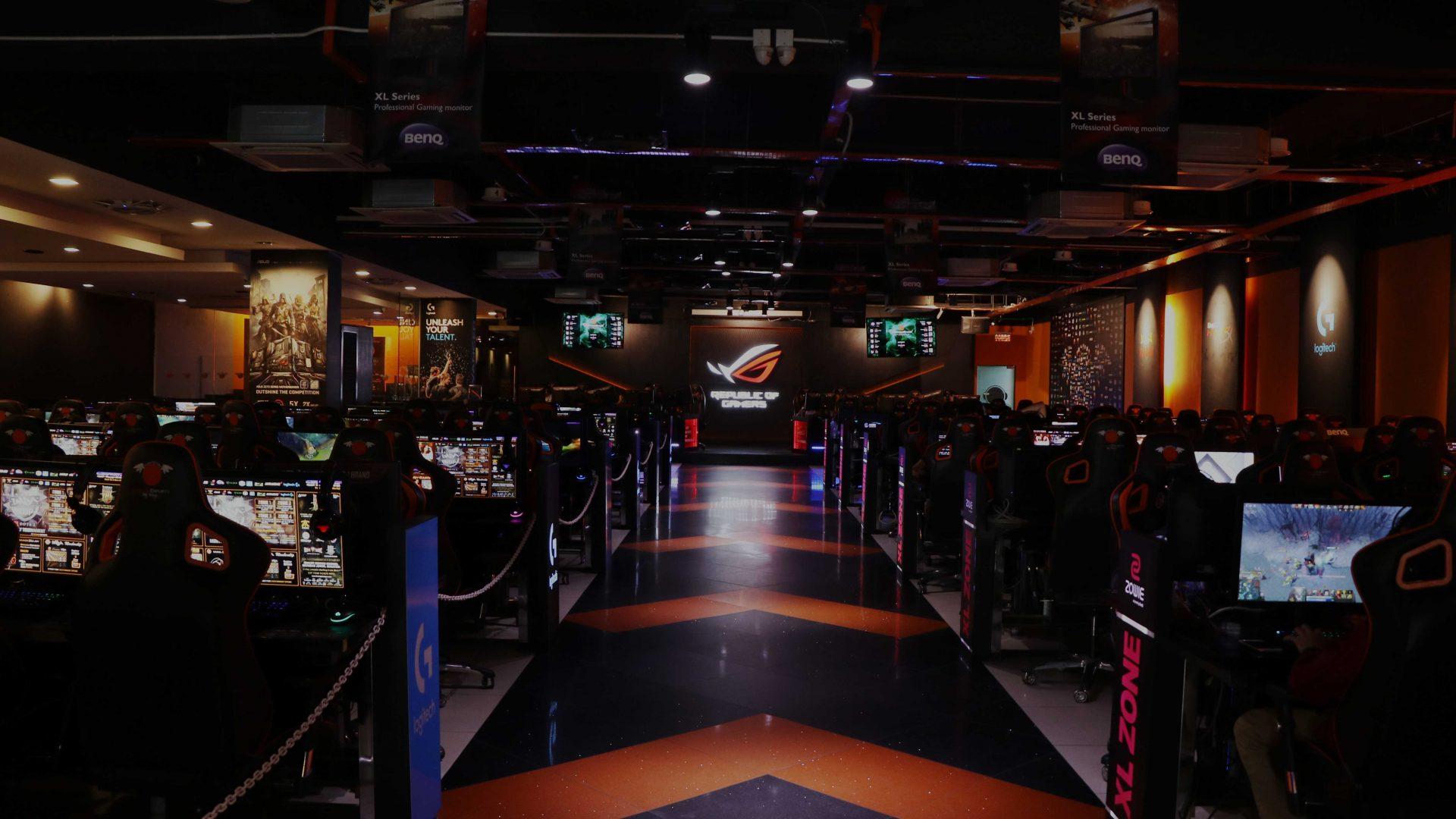 Orange Esports Stadium – Orange Esports Cafe